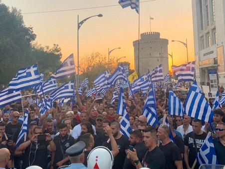 Επιτακτική ανάγκη η ενίσχυση των Ελλήνων για την Πατρίδα