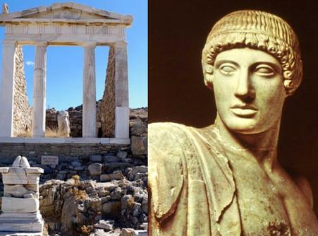 Δήλος: Η νήσος του Χρυσού Απόλλωνα (και η διάβρωση που προκάλεσε ο Τσίπρας και το πολιτικό σύστημα)