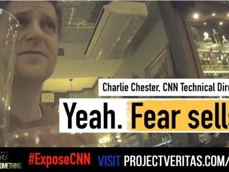 Υπάλληλος του CNN καμαρώνει: Διασπείραμε ψευδείς ειδήσεις κατά του Τραμπ