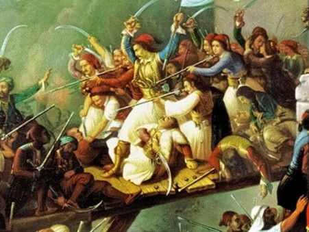 10 Απριλίου 1826: Η Έξοδος του Μεσολογγίου