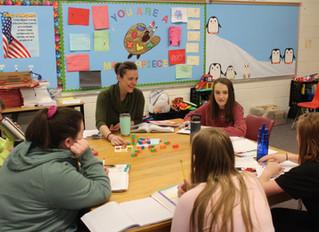 Laura Shrewsbury/ Teacher Education