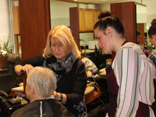 Teacher /Program Spotlight: Patti Eaton/Cosmetology