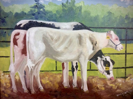 "6th ANNUAL GASCONADE COUNTY ""FAIR"" PLEIN AIR"
