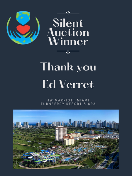 Silent Auction Winner