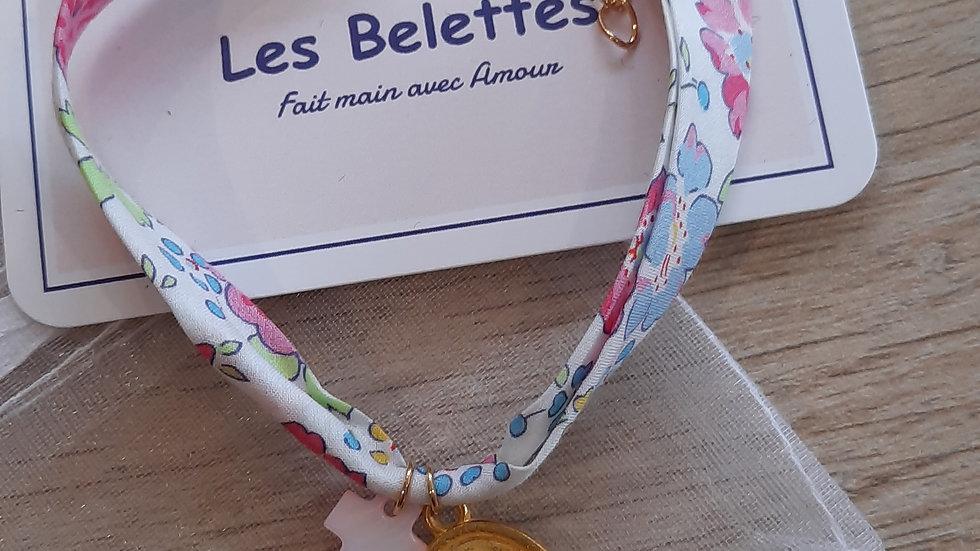 Bracelet en Liberty