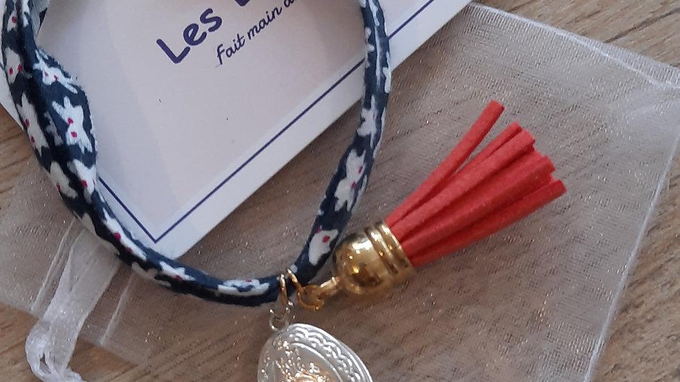 Bracelet tissus