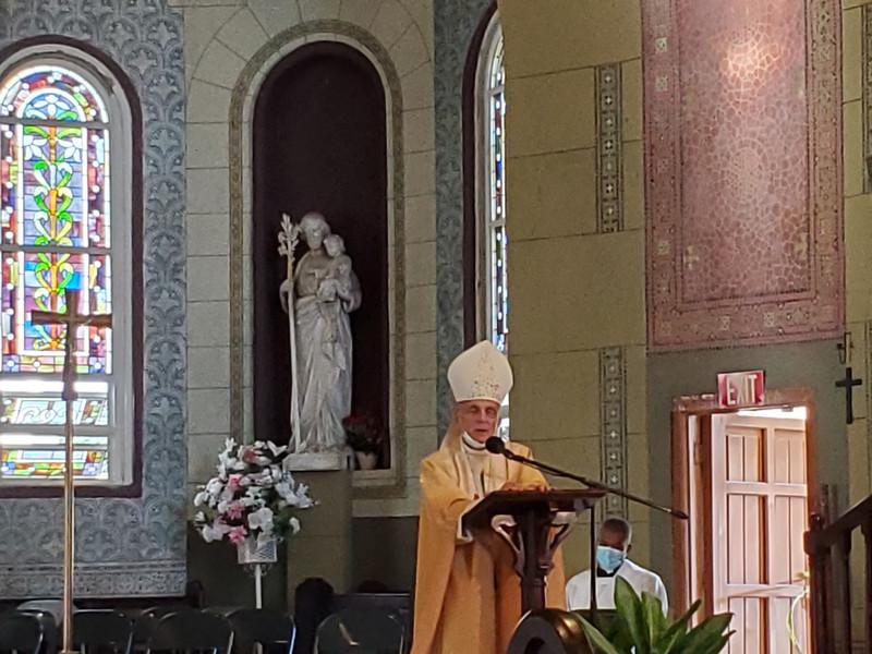 Archbishop Charles Dufour