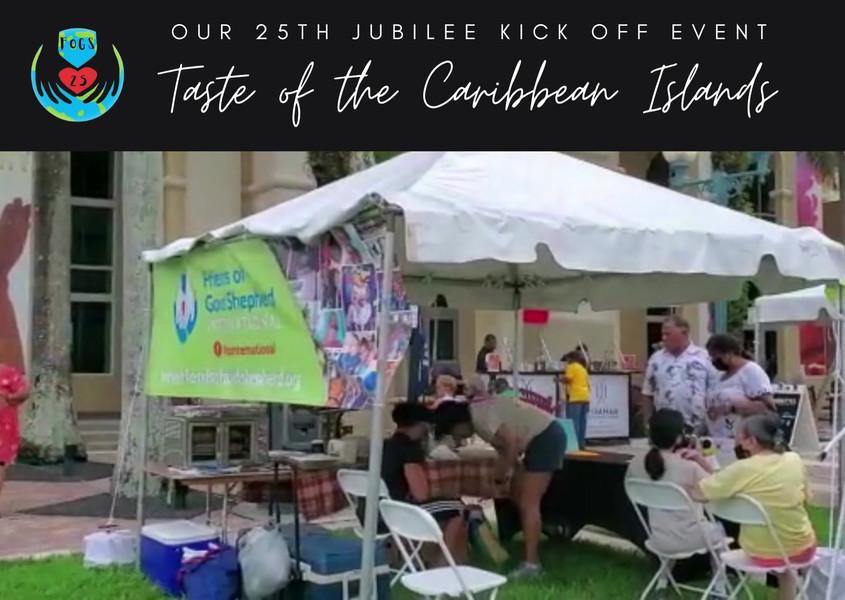 25th Jubilee Kickoff