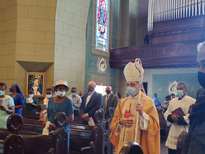 Archbishop Dufour