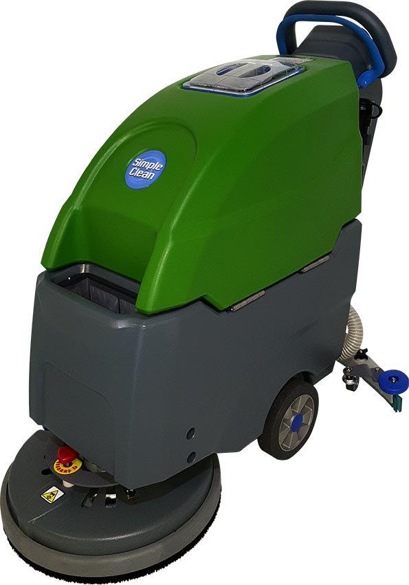 Simple Clean 18 Auto Scrubber