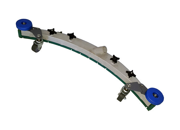 Squeegee Assembly W/ Urethane Squeegee