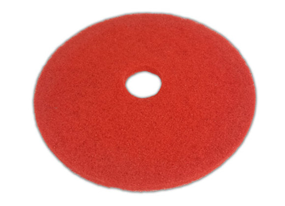 "18"" Mildly Aggressive Red Pad (Case of 5)"