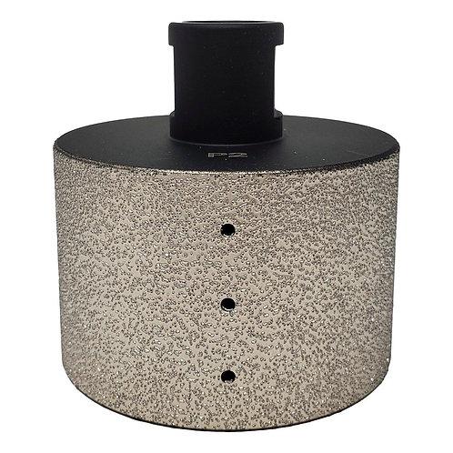 Vacuum Brazed Zero Tolerance Drum Wheel