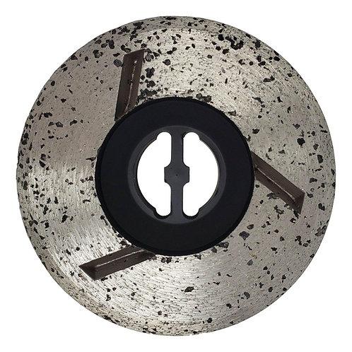 Azalea Cup Wheel with Snail Lock