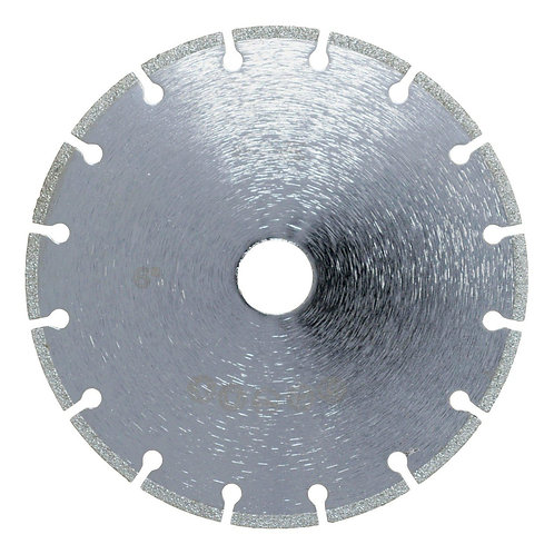 Electroplated Key Slot Marble Blade