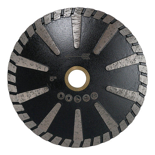 Shield Turbo Straight Blade