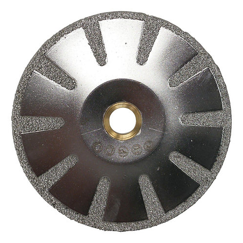 Vacuum Brazed Contour Turbo Blade