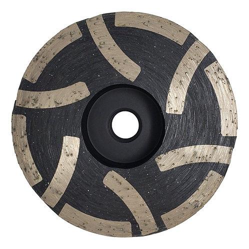 6x6 Cup Wheel