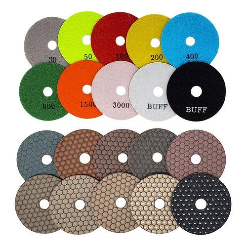 Flexid 7-Step Dry Polishing Pad
