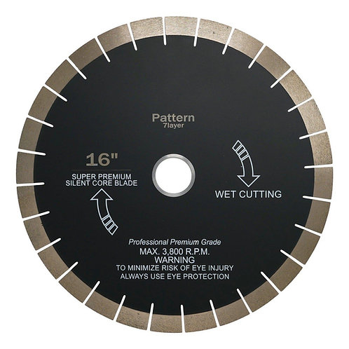 Propat Patterned Diamond Blade