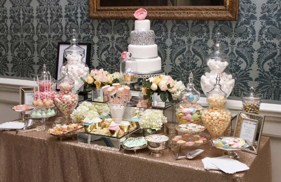Bella  Belle Sweets Table