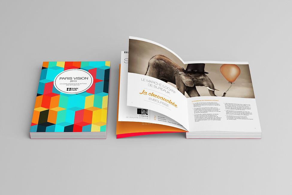 Graphisme, mise en page, brochure