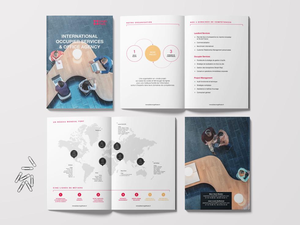 brochure bureaux