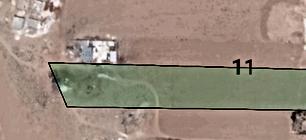 قطعة أرض في منطقة البيضاء مساحتها 9دونمات للبيع