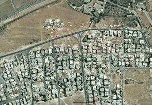 أرض مميزة للبيع 581 متر مربع ماركا الجنوبية / نادي السباق مقابل المطار العسكري