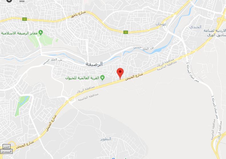 اتوستراد عمان الزرقاء