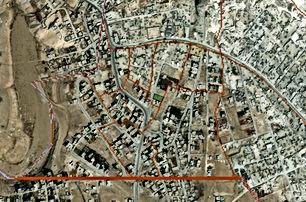 أرض للبيع 752 متر مربع في اتوستراد عمان الزرقاء قرب مخابز جواد وخلف شركة جت
