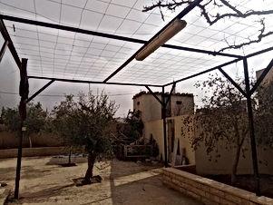 منزل البيع بمنطقة سحاب البيضاء مساحه كامل الأرض دنم