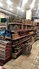 سوبر ماركت للبيع في شفا بدران  عالشارع الرئيسي