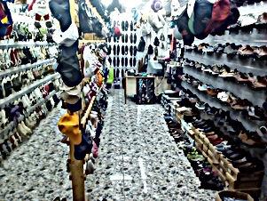 محل أحذية اوروبية مفتوح منذ 5 سنوات للبيع لعدم التفرغ