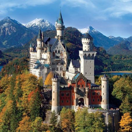 قصر نويشفانشتاين أحد أجمل القصور في العالم