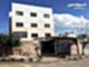 عمارة للبيع مادبا حنينا عمارة من 4 طوابق مساحة الأرض 702 متر