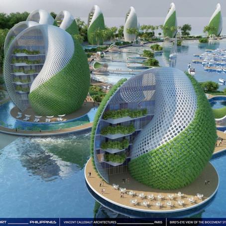 شاهد أغرب التصاميم المستقبلية لناطحات السحاب