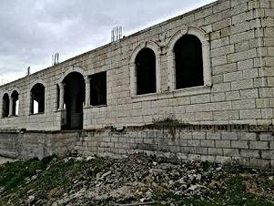 بيت عظم في جرش اسكان الشواهد التطوير الحضري