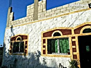 منزل مستقل مكون من شقتين للبيع بسعر مناسب كل شقه 3 غرف