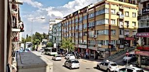 شقة للبيع في جككركا ميدان على الشارع الرئيسي