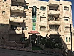 شقه البيع في شارع الجامعه الاردنيه بطلوع نيڤين تلاع العلي 161 متر مربع