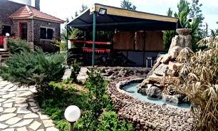 مسبح واستراحة قلعة ارابيوس للبيع بسبب عدم التفرغ وبسعر مغري جدا