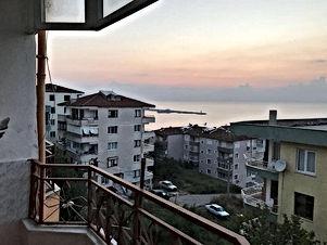 شقة للبيع منظر بحر يلوا جنارجك منطقة جاملك