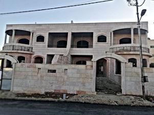 فلل للبيع قيد التشطيب في جنوب عمان حوض وادي الطي
