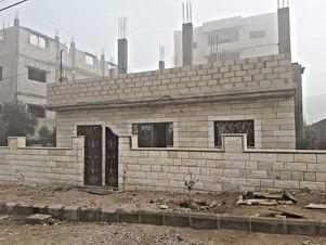 بيت للبيع على قطعة ارض مستقله بقوشان مستقل مساحتها ٥٣٩ م مساحة البناء ١٢٠ م