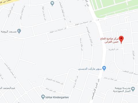 نقل الأثاث في ضاحية الحاج حسن