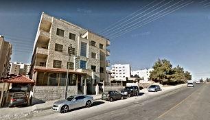 شقة للبيع في عمان خلف الجامعة الاردنية ضاحية الرشيد