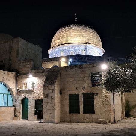 المسجد الأقصى ليس القبة المشرفة فحسب