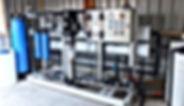 محطة تحلية مياه الشرب مع سيارة توزيع للبيع في ابونصير