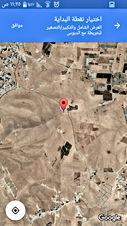 ارض للبيع بمساحة 19 دونم لواء الجيزة قرية ارينبة الغربية